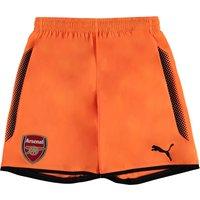 Arsenal Away Goalkeeper Short 2017-18 - Kids