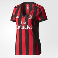 Ac Milan Home Shirt 2017-18 - Womens