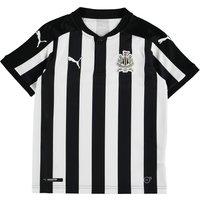 Newcastle United Home Shirt 2017-18 - Kids