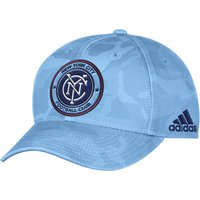 New York City FC Stuctured Adjustable Cap - Blue
