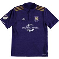 Orlando City SC Home Shirt 2018 - Kids