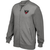 DC United Track Jacket - Grey