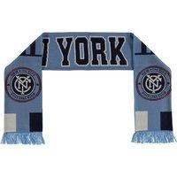 New York City FC Jacquard Scarf - Blue