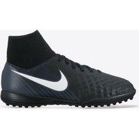 Nike Magista Onda II Dynamic Fit Astroturf Trainers - Black/White/Dark Grey - Kids