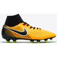 Nike Magista Onda II Dynamic Fit Firm Ground Football Boots - Laser Orange/Black/White/Volt