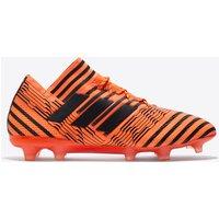 Adidas Nemeziz 17.1 Firm Ground Football Boots - Solar Orange/core Black/solar Red