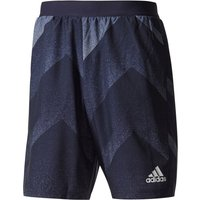 Adidas Tango Woven Shorts - Grey One/legend Ink