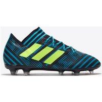 Adidas Nemeziz 17.2 Firm Ground Football Boots - Legend Ink/solar Yellow/energy Blue