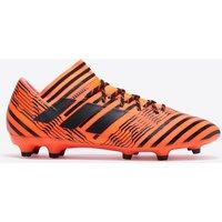 Adidas Nemeziz 17.3 Firm Ground Football Boots - Solar Orange/core Black/solar Red