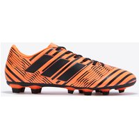 Adidas Nemeziz 17.4 Firm Ground Football Boots - Solar Orange/core Black/solar Orange