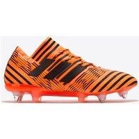 Adidas Nemeziz 17.1 Soft Ground Football Boots - Solar Orange/core Black/solar Red