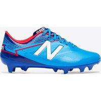 New Balance Furon 3.0 Dispatch Firm Ground Football Boots - Bolt/Team Royal - Kids