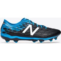 New Balance Visaro 2.0 Pro Firm Ground Football Boots - Black/Bolt