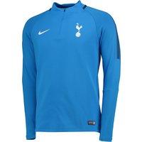 Tottenham Hotspur Squad Drill Top - Blue
