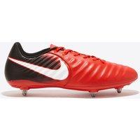 Nike Tiempo Ligera Iv Soft Ground Football Boots - Red