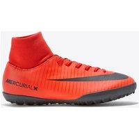 Nike Mercurial Victory VI Dynamic Fit Astroturf Trainers - Red - Kids