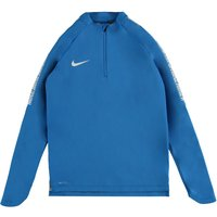 Nike CR7 Shield Squad Drill Top - Italy Blue/White/White - Kids