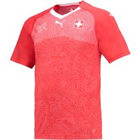 Switzerland Home Shirt 2018
