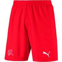 Switzerland Home Shorts 2018