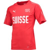 Switzerland Training Jersey - Red