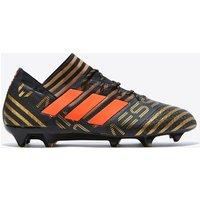 Adidas Nemeziz Messi 17.1 Firm Ground Football Boots - Black