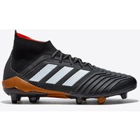 adidas Predator 18.1 Firm Ground Football Boots - Black