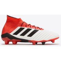 Adidas Predator 18.1 Firm Ground Football Boots - White