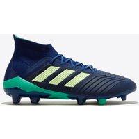 Adidas Predator 18.1 Firm Ground Football Boots - Blue