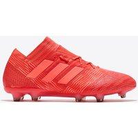adidas Nemeziz 17.1 Firm Ground Football Boots - Coral