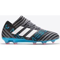 adidas Nemeziz Messi 17.1 Firm Ground Football Boots - Grey