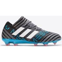Adidas Nemeziz Messi 17.1 Firm Ground Football Boots - Grey