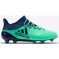 adidas X 17.1 Firm Ground Football Boots - Green