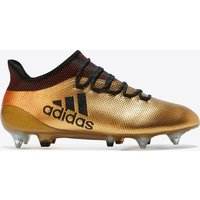 Adidas X 17.1 Soft Ground Football Boots - Gold