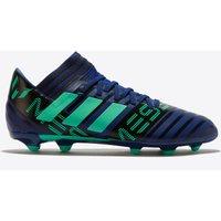 Adidas Nemeziz Messi 17.3 Firm Ground Football Boots - Blue - Kids