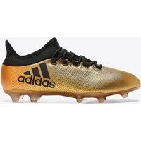 Adidas X 17.2 Firm Ground Football Boots - Gold
