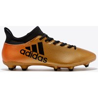 Adidas X 17.3 Firm Ground Football Boots - Gold