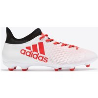 Adidas X 17.3 Firm Ground Football Boots - Grey