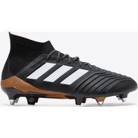 adidas Predator 18.1 Soft Ground Football Boots - Black