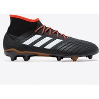 Adidas Predator 18.2 Firm Ground Football Boots - Black