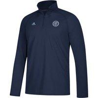 New York City FC LC Logo Set Fleece - Navy