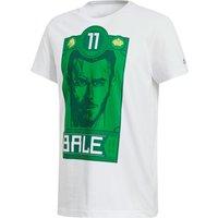 adidas Gareth Bale Graphic T-Shirt - White