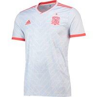 Spain Away Shirt 2018
