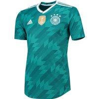 Germany Authentic Away Shirt 2018