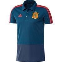 Spain Training Polo - Blue