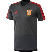 Spain Training Jersey - Dark Grey