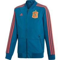 Spain Training Presentation Jacket - Blue - Kids
