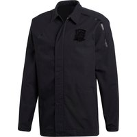 Spain Zne Woven Anthem Jacket - Black