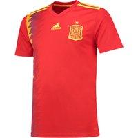 Spain Home Shirt 2018