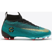 Nike Mercurial Superfly 6 Elite CR7 Firm Ground Football Boots - Green - Kids