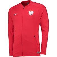 Poland Anthem Jacket - Red